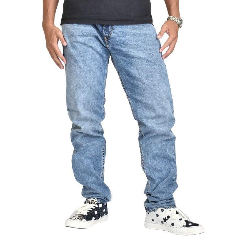 大きいサイズ メンズ DIESEL ディーゼル デニムパンツ ジーンズ SLIM SKINNY スリムスキニー THOMMER 084UX STRETCH 38インチ