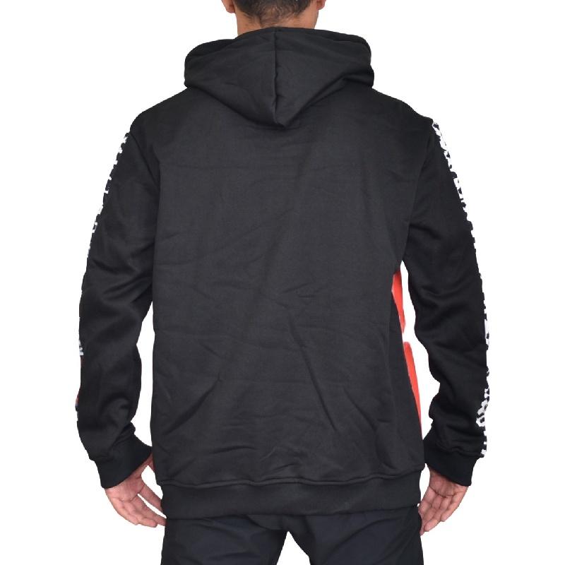 【SALE】 大きいサイズ メンズ REASON CLOTHING リーズンクロージング FLORAL CHAINS HOODIE パーカー プルオーバー XXL XXXL