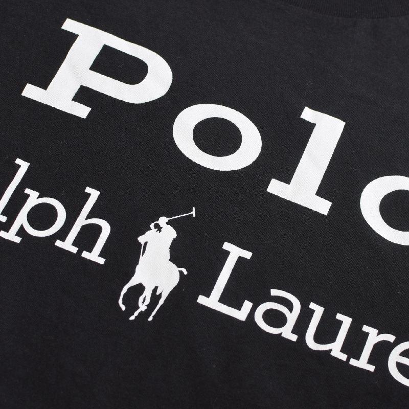 大きいサイズ メンズ ポロ ラルフローレン POLO Ralph Lauren ワンポイント クルーネック 半袖Tシャツ XL XXL 【メール便対応】 [M便 1/1]