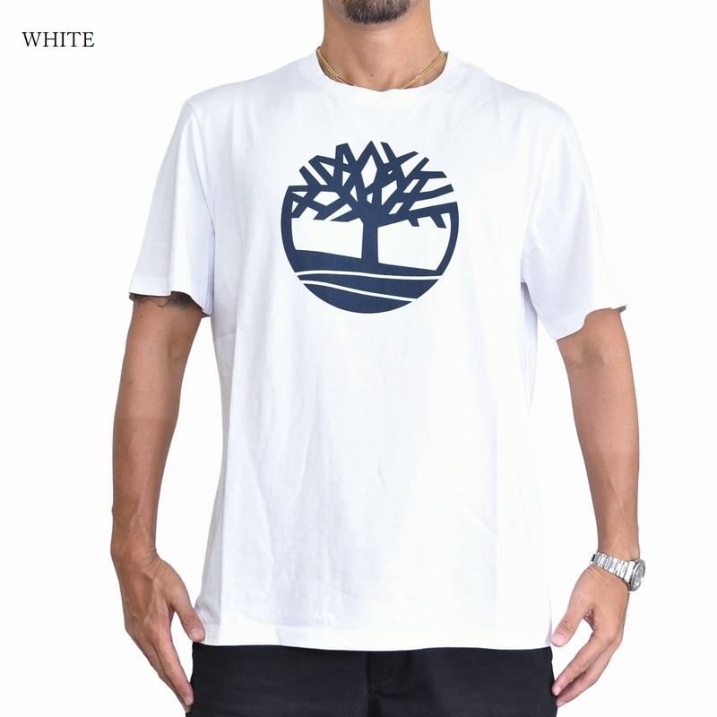 大きいサイズ メンズ ティンバーランド 半袖 ツリーロゴ Tシャツ Timberland USAモデル XL XXL 【メール便対応】 [M便 1/1]