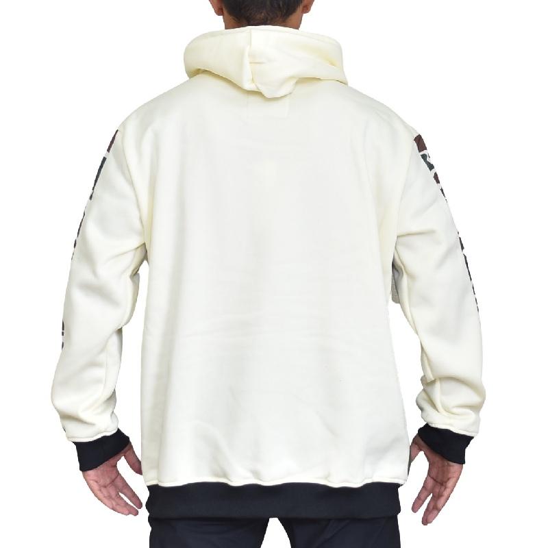 【SALE】 大きいサイズ メンズ REASON CLOTHING リーズンクロージング CAMO HOODIE パーカー プルオーバー XXL XXXL