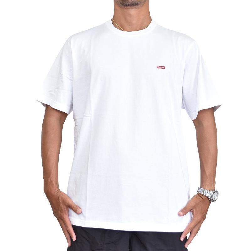 大きいサイズ メンズ Supreme シュプリーム ロゴプリンT 半袖Tシャツ 2020FW Supreme Small Box Tee スモールボックスロゴ 半袖Tシャツ XL