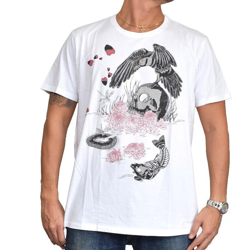 【SALE】 大きいサイズ メンズ ディーゼル Diesel クルーネック Tシャツ T-JOE-XG 白 ホワイト XXL XXXL 【メール便対応】 [M便 1/1]