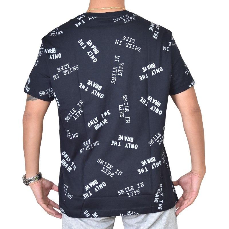 大きいサイズ メンズ DIESEL ディーゼル 半袖 クルーネック Tシャツ 黒 ブラック T-DIEGO-RC XXXL 【メール便対応】 [M便 1/1]