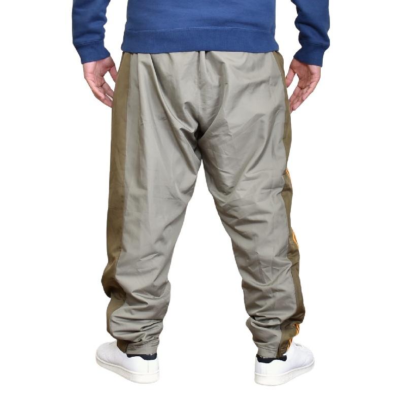 大きいサイズ メンズ KITH NYC キース キス adidas アディダス コラボ Soccer 3 stripes Track Pant Olive ジャージ トラックパンツ XXL
