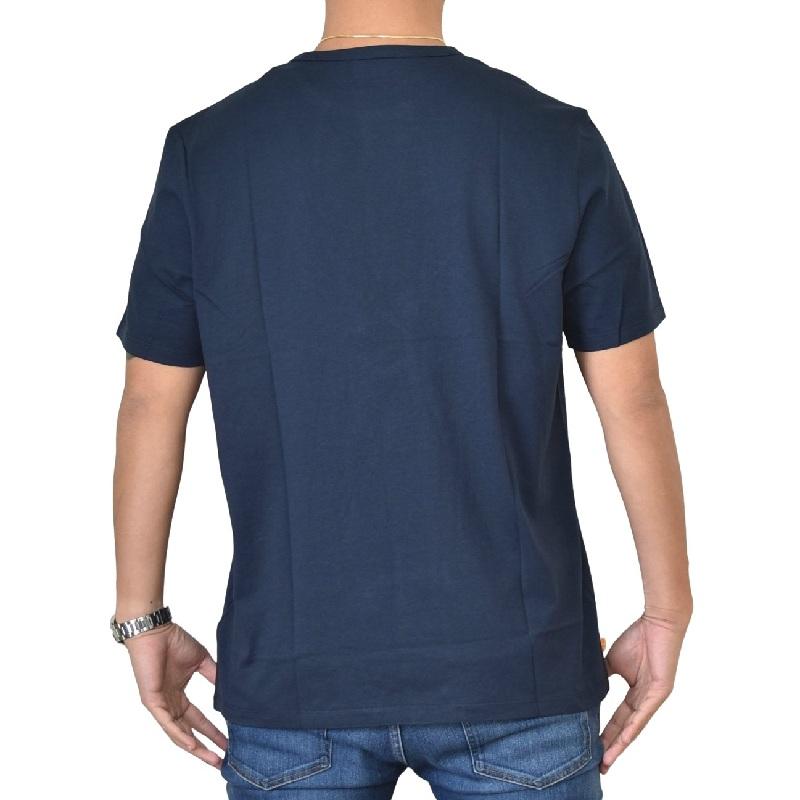 大きいサイズ メンズ ティンバーランド 半袖 グラフィックロゴ Tシャツ Timberland USAモデル XL XXL XXXL 【メール便対応】 [M便 1/1]