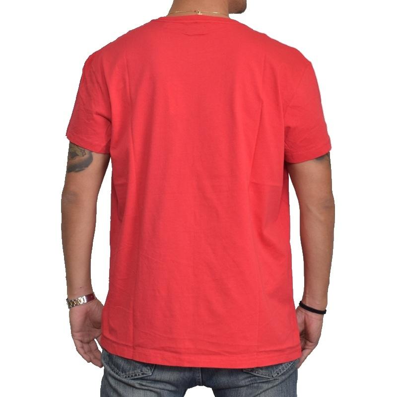 【SALE】 大きいサイズ メンズ ディーゼル Diesel クルーネック 半袖Tシャツ T-CLAR MAGLIETTA XXL XXXL 【メール便対応】 [M便 1/1]