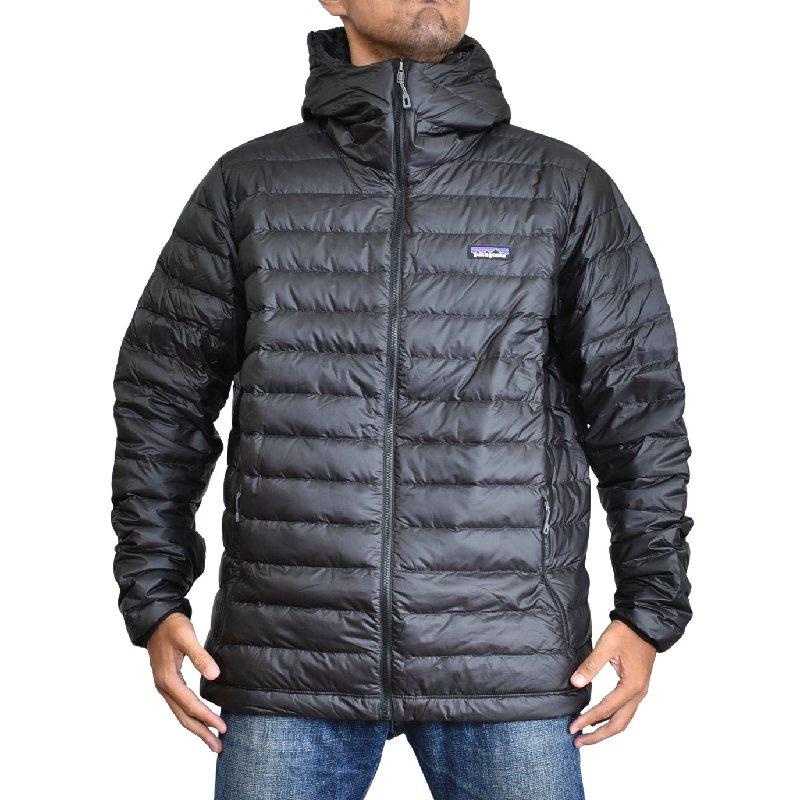【SALE】 大きいサイズ メンズ patagonia パタゴニア ダウンジャケット Down Sweater Hoody 84701 黒 ネイビー XL XXL