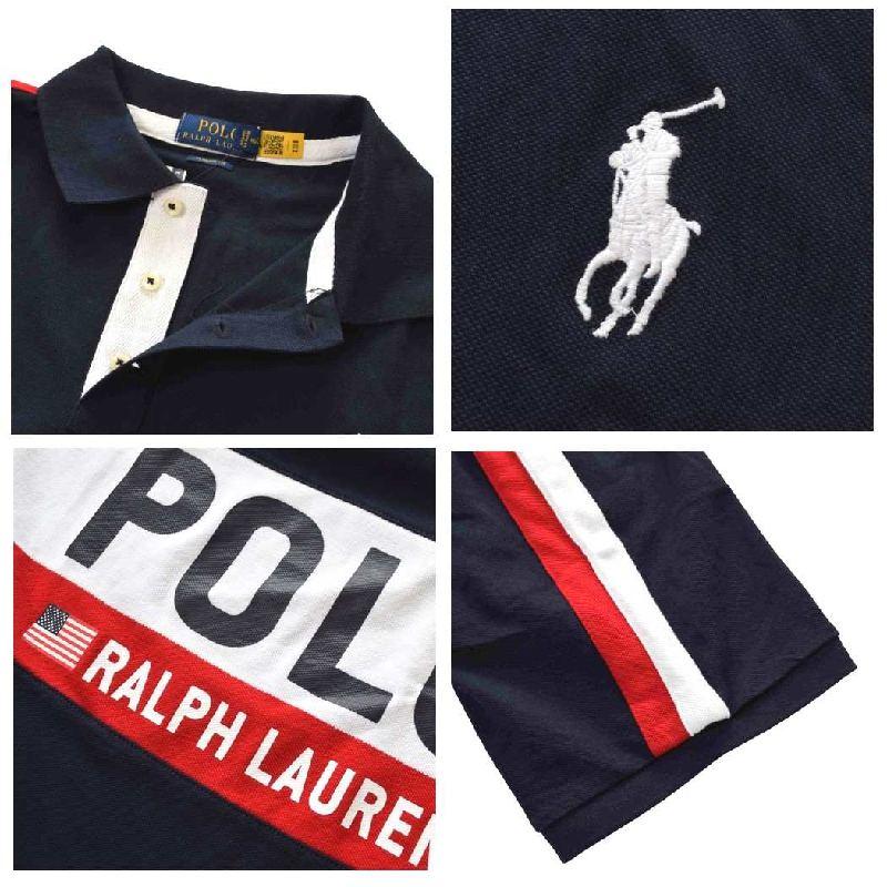 大きいサイズ メンズ ポロラルフローレン POLO RALPH LAUREN ビッグポニー ロゴ 鹿の子 半袖ポロシャツ classic fit XL XXL