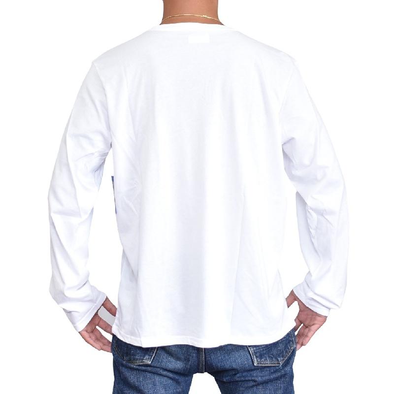大きいサイズ メンズ Columbia コロンビア ロンT プリント 長袖Tシャツ ボックスロゴ Lookout Point Graphic 海外モデル XL XXL 【メール便対応】 [M便 1/1]