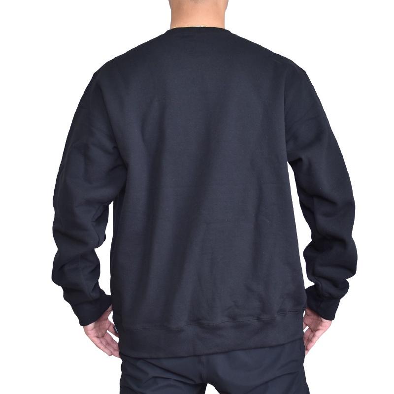 大きいサイズ メンズ Supreme シュプリーム Timberland Crewneck ティンバーランドコラボ クルーネックスウェットシャツ トレーナー XL