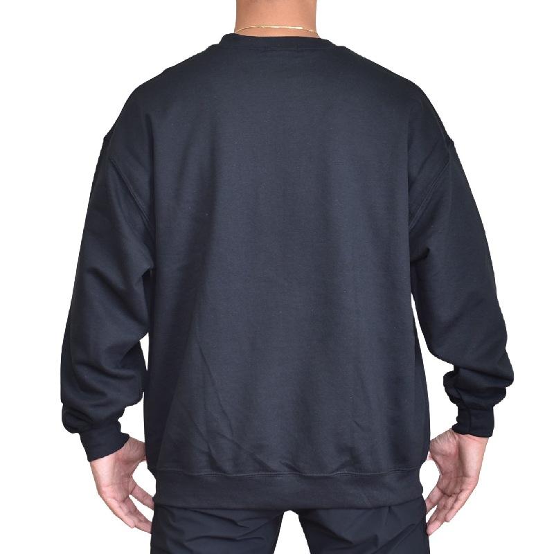 大きいサイズ メンズ EYEDY アイディー BOOTLEG スウェットシャツ トレーナー 裏起毛 XL XXL