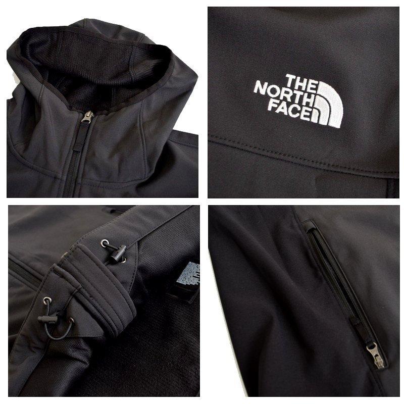 大きいサイズ メンズ ノースフェイス THE NORTH FACE ソフトシェル フードジャケット CLIMB HOODY XL XXL