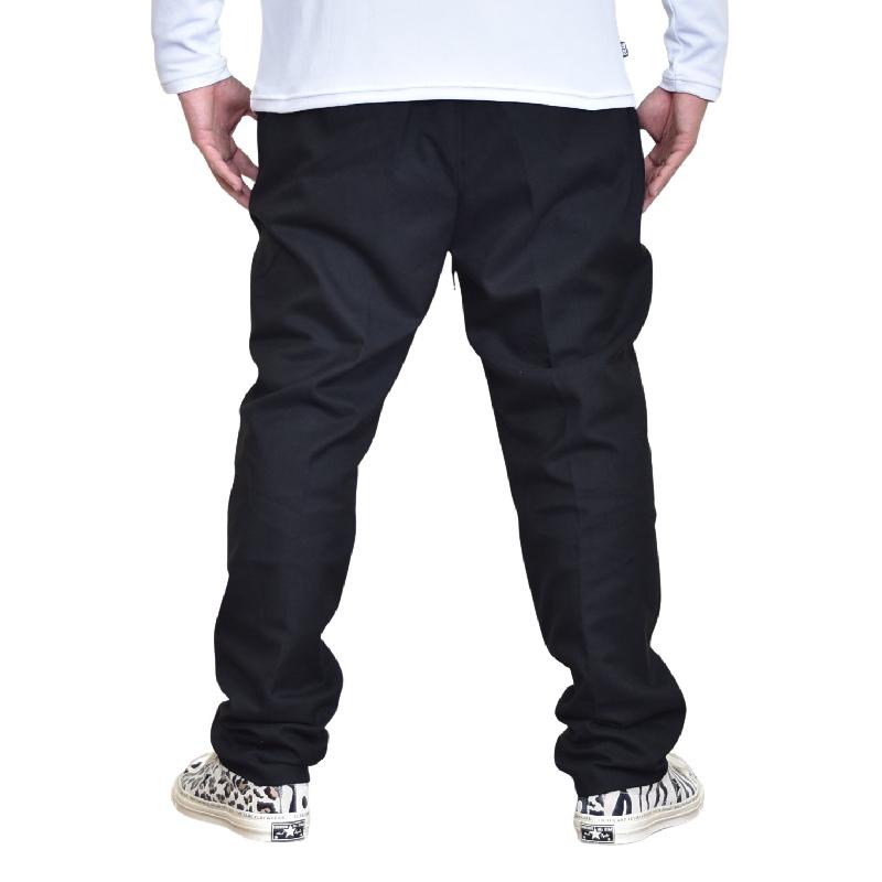 大きいサイズメンズ TOMMY HILFIGER トミーヒルフィガー イージーパンツ ロングパンツ 黒 ブラック グレー XL XXL