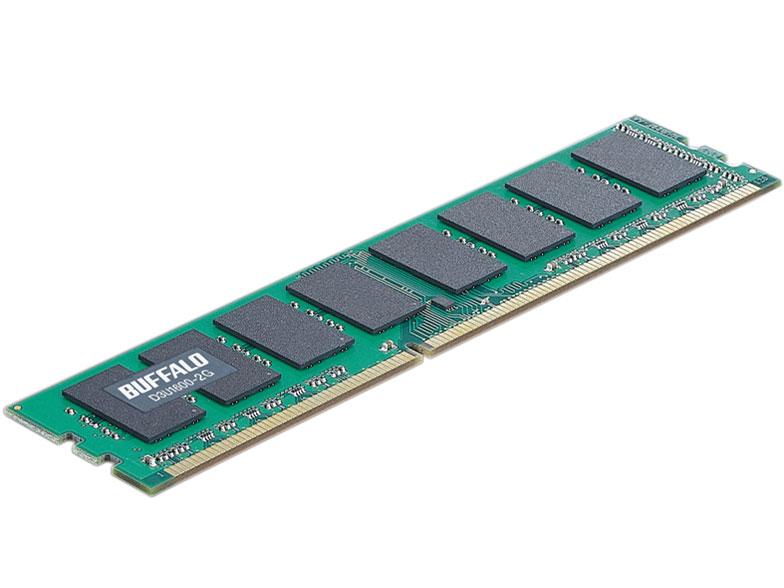 D3U1600-2G [DDR3 PC3-12800 2GB]