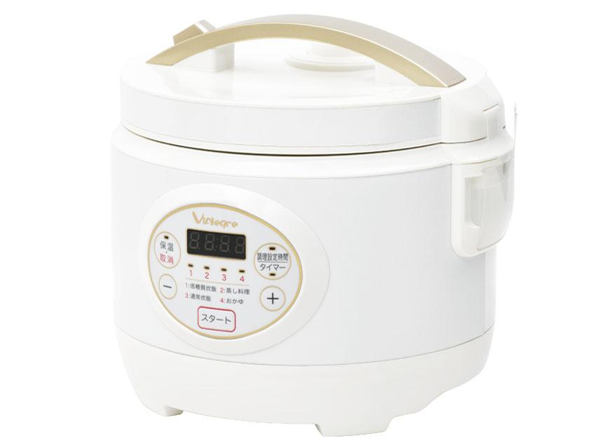 糖質カット炊飯器 VI-RCL3A