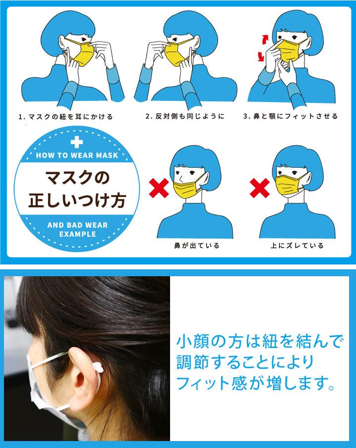 【即日発送】【送料無料】 不織布マスク 使い捨てマスク 500枚 3層構造  ホワイト 【国内発送】 飛沫対策 花粉対策 デグズ