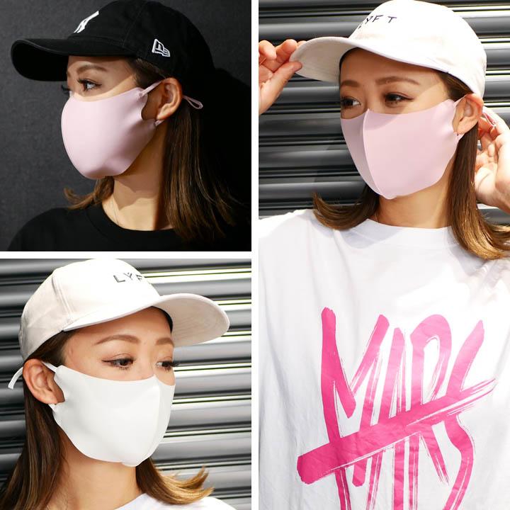 【即日発送】洗えるマスク 3Dマスク 調整コード付き 1枚入り Washable-MASK 飛沫対策 花粉予防 男女兼用 大人 花粉症対策 ますく mask レギュラーサイズ PM2.5 立体 フェイスマスク デグズ