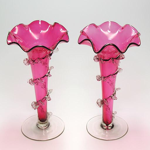 クランベリーガラス・ベース