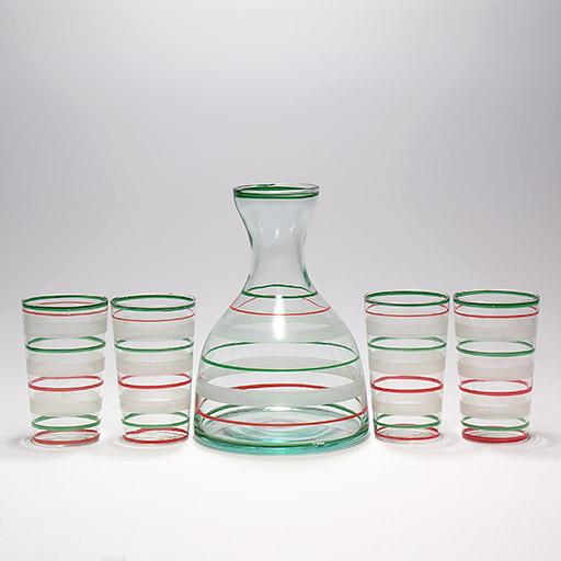 カラフェ&4グラス