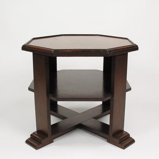 アールデコ・ローテーブル