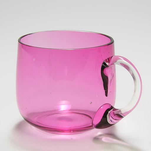 クランベリーガラス・カップ
