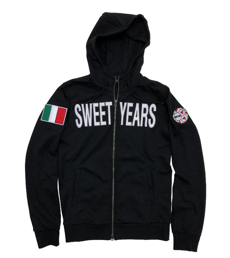 【SWEET YEARS】 スウェットジップパーカー/8620SY