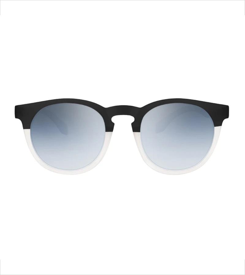 【ALSTECA】 Black-Transparent×Blue Mirror/WYNWOOD C83