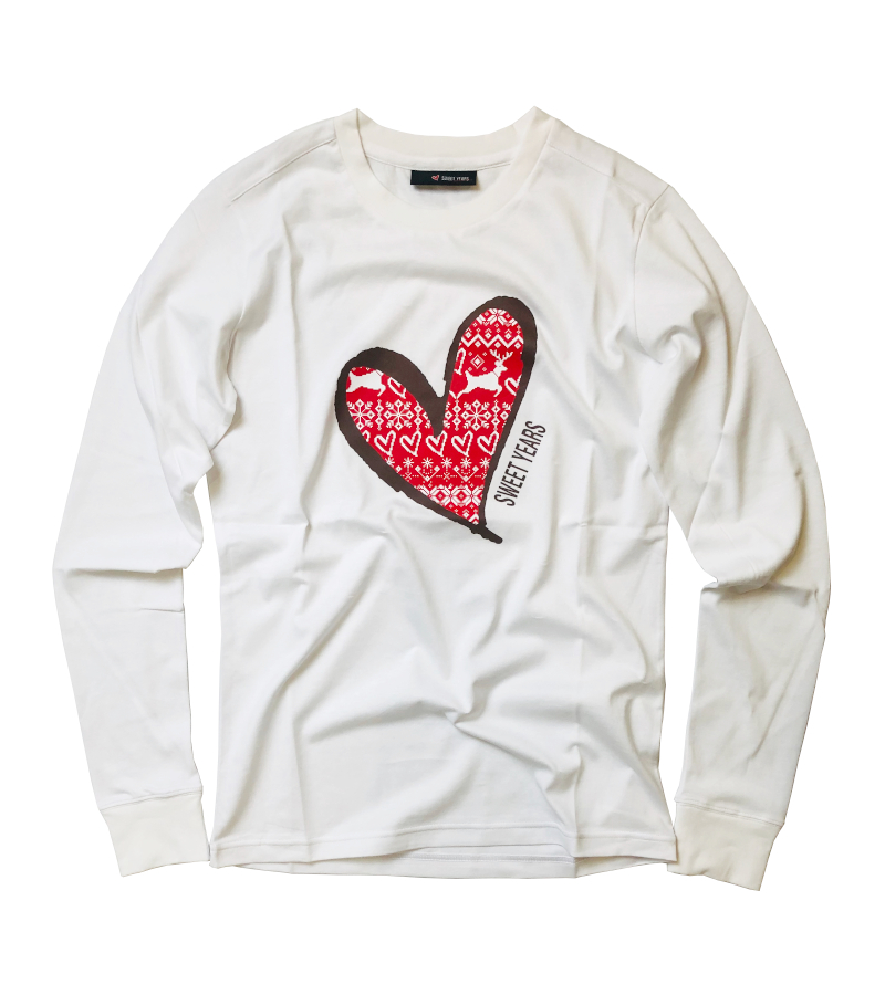【SWEET YEARS】 Tシャツ ロングスリーブ/10604SY