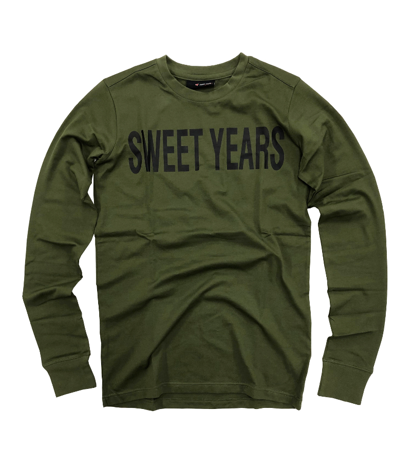 【SWEET YEARS】 Tシャツ ロングスリーブ/9601SY