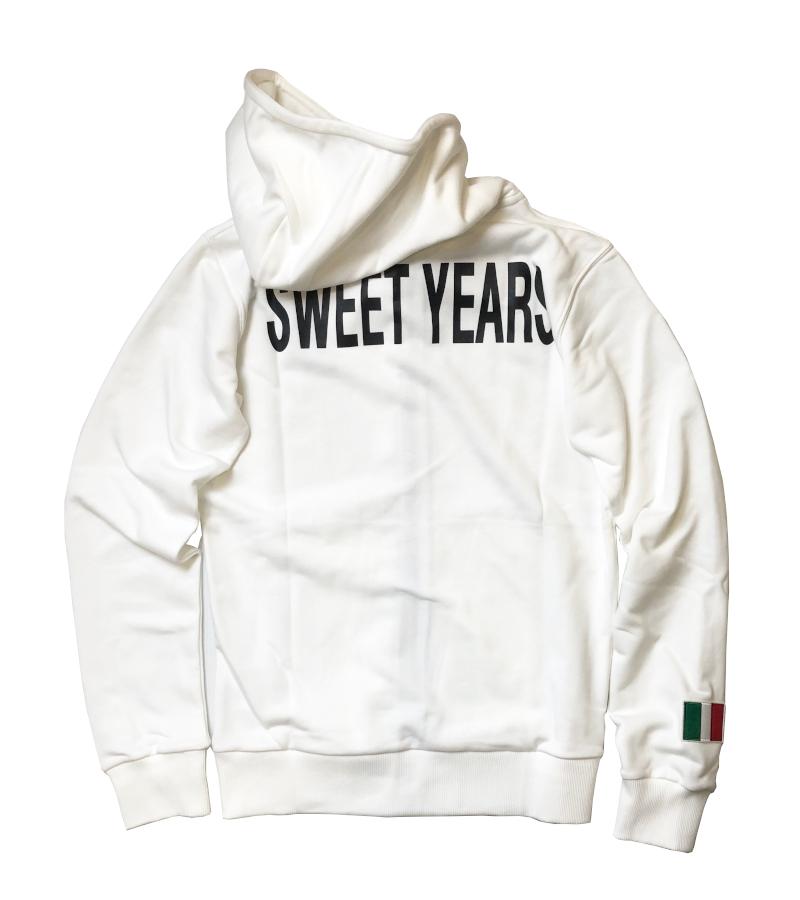 【SWEET YEARS】 スウェットジップパーカー/10611SY