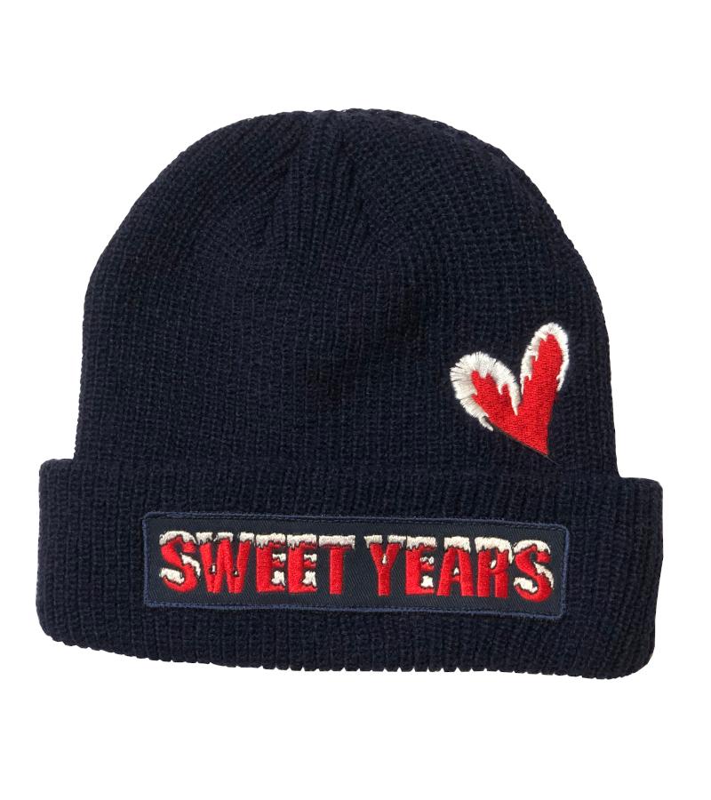 【SWEET YEARS】 ニットキャップ・ビーニー/10625SY