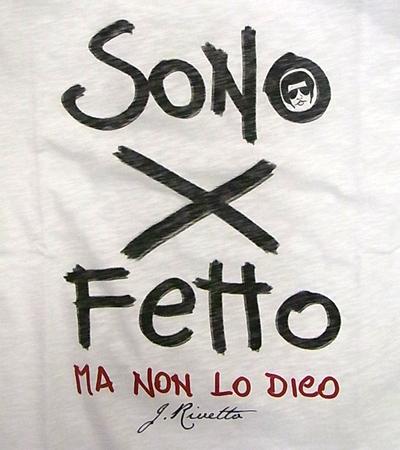 【JOE RIVETTO】 Tシャツ/JR328