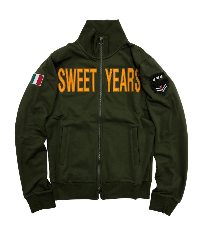 【SWEET YEARS】 トラックジャケット/9608SY