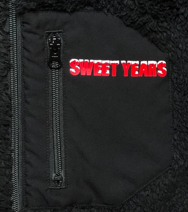 【SWEET YEARS】 ボアフリース ジャケット/10622SY