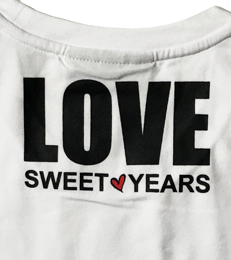 【SWEET YEARS】 Tシャツ ストレッチ /11067SY