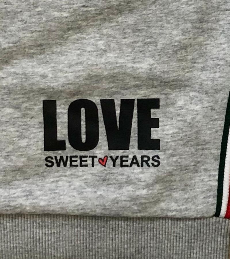 【SWEET YEARS】スウェットショートパンツ/11075SY