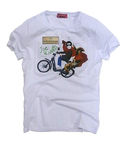 【JOE RIVETTO】 Tシャツ/JR333