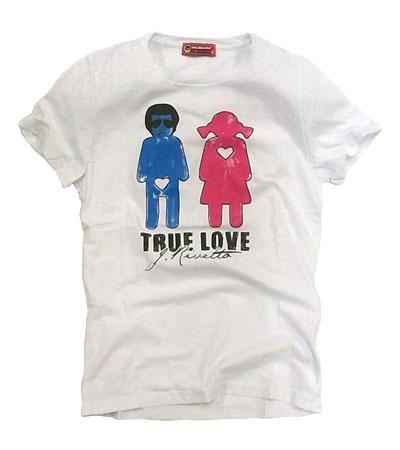 【JOE RIVETTO】 Tシャツ/JR334