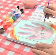 『手形粘土』手作りキット