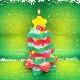 クリスマスキャンドルツリー『手づくりキット』