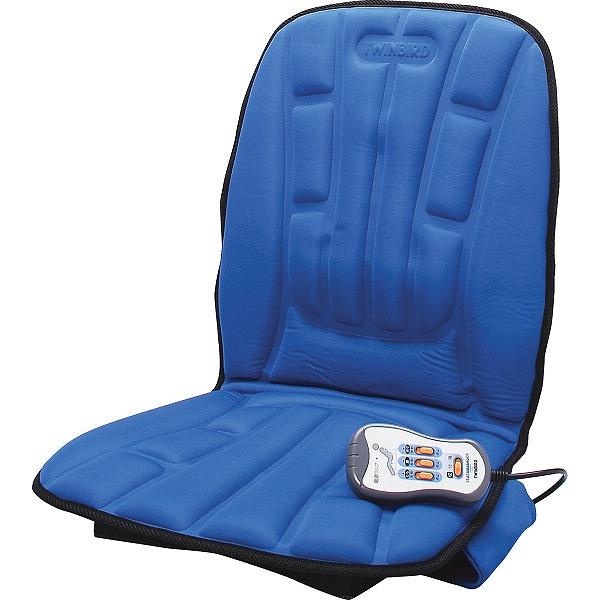 ツインバード シートマッサージャー 背中・腰・太もも用