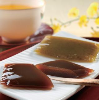 平田屋 ひとくちようかん(本煉り・塩・抹茶)3種 18個