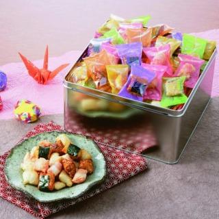 映画やテレビが趣味の母・父・祖母・祖父へのおすすめプレゼント 亀田製菓 おもちだま 一口おかき 310g
