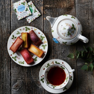 敬老の日ギフトウェッジウッド紅茶&スイーツ