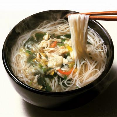 坂利製麺所 鳥菜にゅう麺