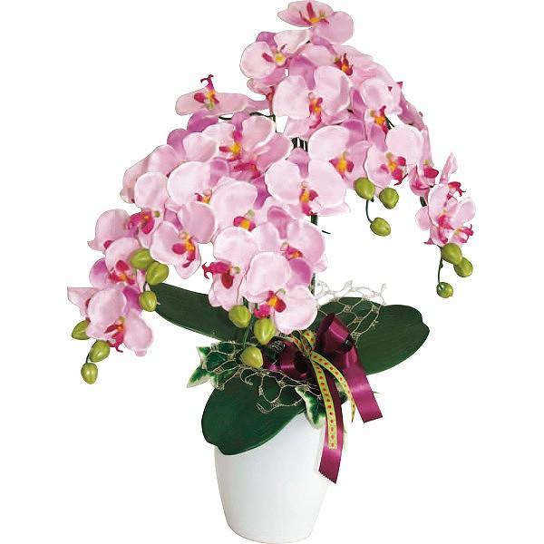 コチョウラン 5本立て(造花・光触媒加工) ピンク