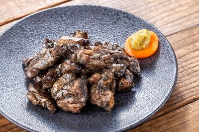 宮崎県産銘柄鶏「夢創鶏」炭火焼き