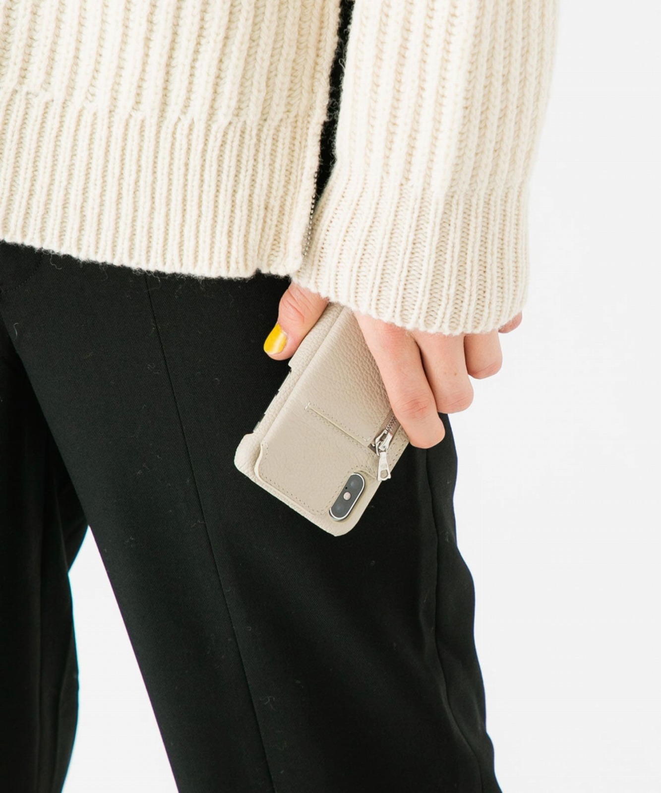 BIRTH ririzip限定仕様 iPhone X/XSストラップセット
