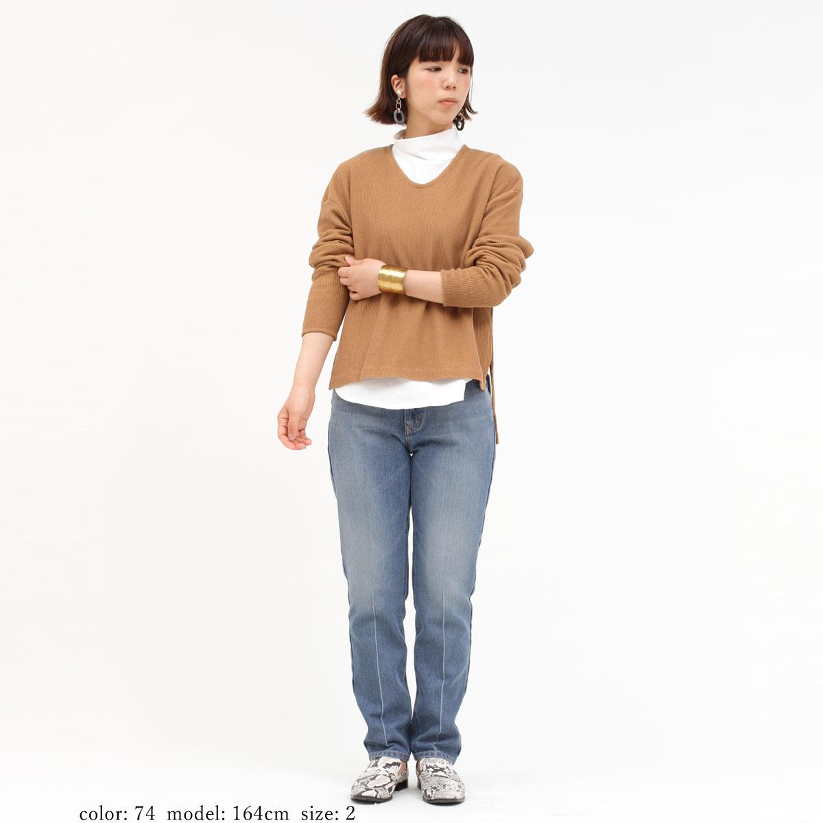 【NEW SALE】M・J・G VネックPO GMT250